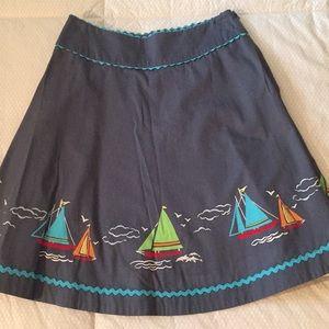 Adorable Liz Claiborne Flirty Skirt